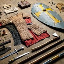 La Bataille d'Hastings 1066 - XIème siècle