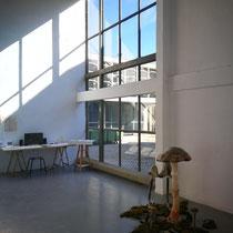 Installation VAE Ecole Supérieure d'Arts d'Aix en Provence, 2019.