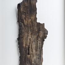 Céramique, enfumage, h 29 cm, 2014