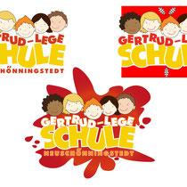 Logo für die Gertrud-Lege Grundschule in Reinbek