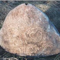 Das Raunen der Steine, 2003, 40x35