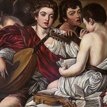 Copia da I MUSICI del Caravaggio
