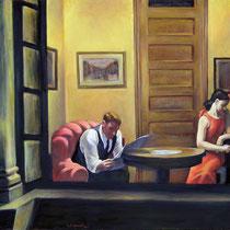 Copia da STANZA A NEW YORK di Edward Hopper