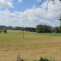Un des paysages autour de Vernoux.