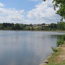 Le Lac aux Ramiers.