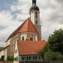 Pfarrkirche Pöttmes Peter und Paul