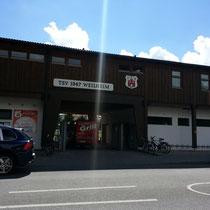 TSV 1847 Weilheim Umbau im Erdgeschoss