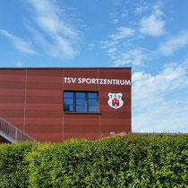 Vereinsheim des TSV 1847 Weilheim