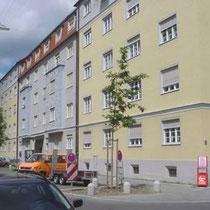 Beamtenwohnungsbauvereinigung München e.V. Aufstockung einer Wohngemeinschaft