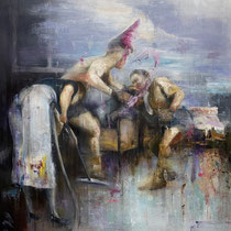 Untitled | Oil on canvas | 115 x 95 cm | 2021
