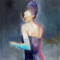 Untitled   Oil on canvas   115 x 95 cm   2020