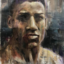 Untitled | Oil on canvas | 50 x 40 cm | 2021