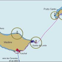 L'archipel de Madère - cliquez !