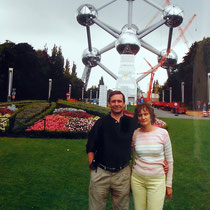 Atomiun -Bruselas