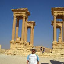 Tetrapilo -Palmira