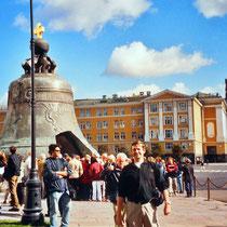 Campana Zarina del Kremlin, entorno