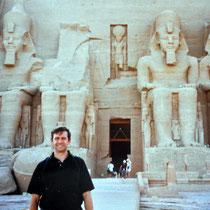 Abusimbel y el Templo de Ramses II