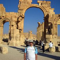 Via Columnada -Palmira