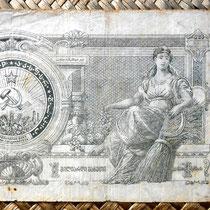 Transcaucasia 1.000.000.000 rublos 1924 pk.S638c reverso