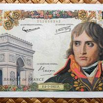 Francia 10000 francos 1957 anverso
