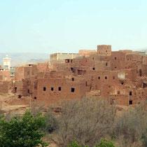 Ksar y kasbah de Tinerhir
