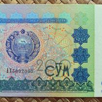 Uzbekistan 200 som 1997 anverso