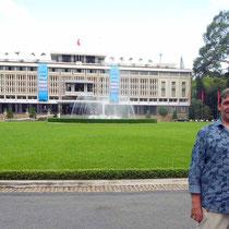 Palacio de la Reunificacion en Saigon -Ho Chi Minh