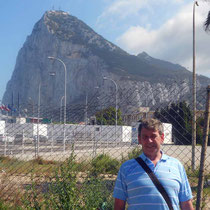 desde en Peñón de Gibraltar