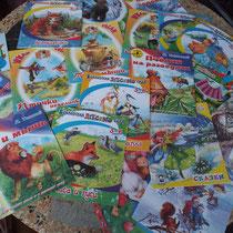 Русские книги в Барселоне