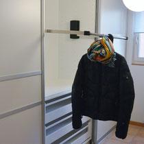 Kleiderlift mit 15 kg belastbar