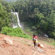 Katmalok Waterfall