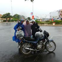 Equipement pour la pluie