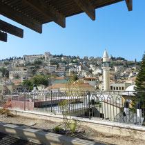 Vue sur Nazareth