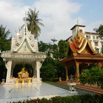 Autres temples dans la ville