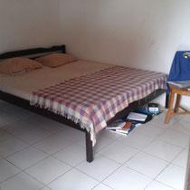 Ma petite chambre. Y'a pas besoin de plus.