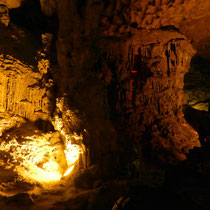 surprising cave