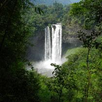Sekatamtok Waterfall