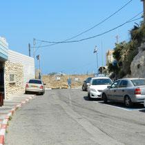 Frontiere avec le Liban