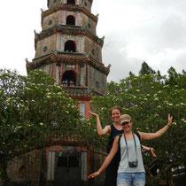 To Thien Mu Pagoda