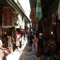 Rues de Jerusalem