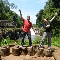 Phaxuam Waterfall