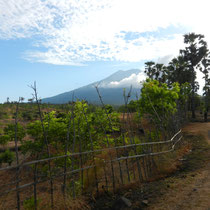 Volcan Gunung Angun