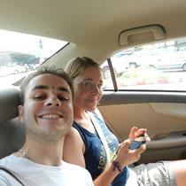 Arrivee a Chiang Rai, Nord de la Thailande