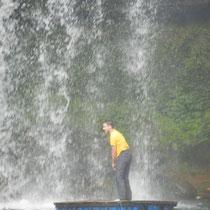 Tad Champee Waterfall