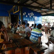 """Koh Rong: un """"conseil du village"""""""