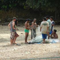 Pêcheurs du bout de l'île