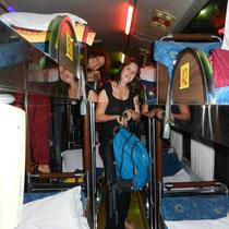 Bus de nuit pour Hoi An