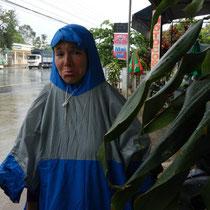J'aime toujours pas la pluie!!!