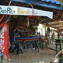 Un resort au bout de l'île