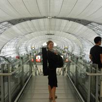 Départ de Bangkok à 8h du matin. Bye Bye South East Asia!!!